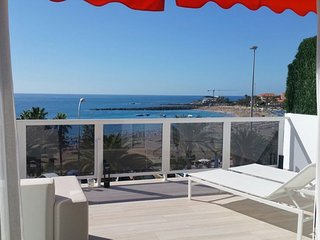 Beachfront Playa las vistas - Los Cristianos 2BR