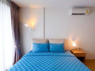 Baan SanKraam Beachfront Condominium, Cha-am 1-Bedroom Apt., CDA_Pool View