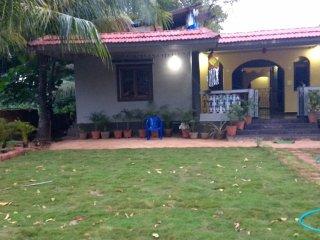3bedroom Goan house near Mandrem