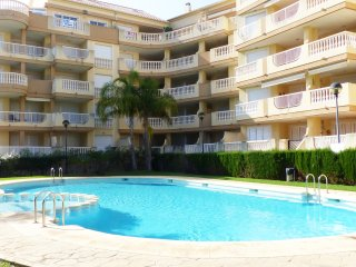 Ground floor of two bedrooms with swimming pool for 4 peoples