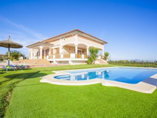 SON MOREI DEN PORXET - Villa for 6 people in MURO
