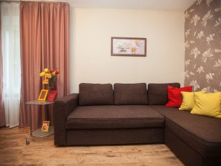 1-room apt. at Berezhkovskaya emb., 10 (054)