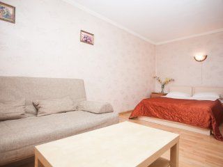 1-room apt. at Narodnaya, 9 (089)