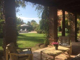 Luxury 5 Bed Private Villa for holiday let in El Paraiso, Benahavis, Marbella