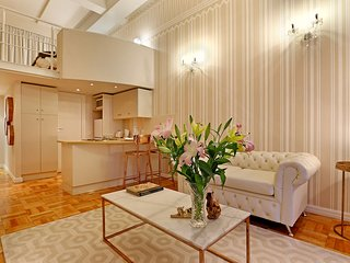 Afribode Art Deco Loft