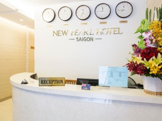 NEW PEARL HOTEL SAIGON (Superior Room-w/window 1)