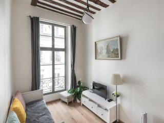 Cozy Duplex Center Paris Marais-Montorgueil