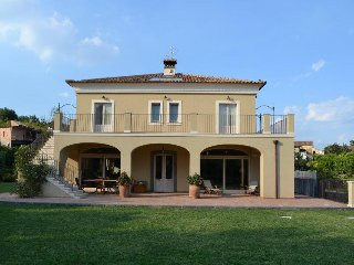 Villa Mareneve with private pool