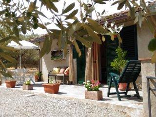 'La Casa tra gli Ulivi' ai piedi di Cortona