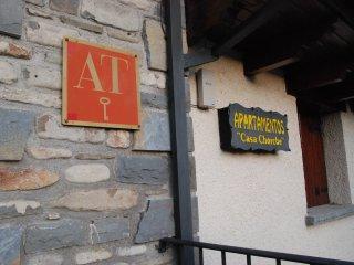 Apartamento en la montaña, Casa Chorche A