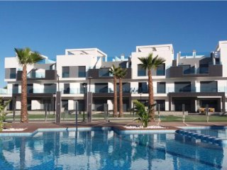 Oasis Beach apartment en El Raso