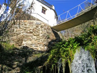 Alpujarra Escape - The Mill. A magical, secluded country house in its own valley