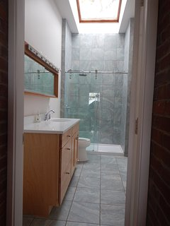West Wing Loft Shower