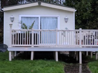 Static caravan in Shanklin