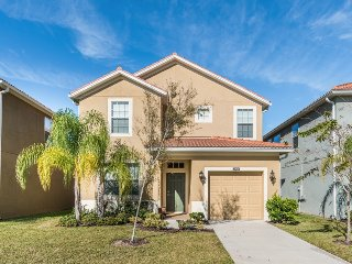 5 Bedroom/5 Bathrooms Paradise Palms (2966BP)