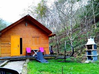 cabana de nenufares