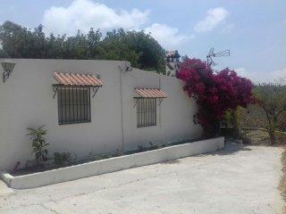 Casa rural axarquia