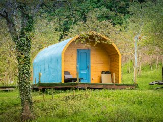cabaña del iglu