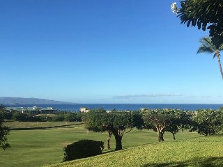 Wailea Ekolu #303 Ocean View, Ground Floor, Renovated, Sleeps 2