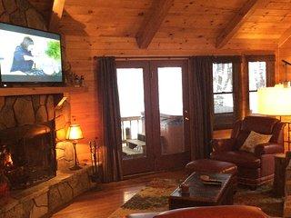 Higdon Creek Cabin