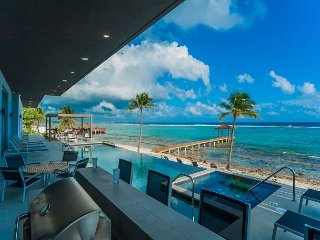 FALL SPECIAL - 7BR Oceanfront Masterpiece - Evolution by Luxury Cayman Villas