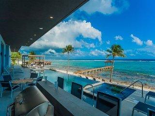 WINTER SPECIAL - 7BR Modern Oceanfront - Evolution by Luxury Cayman Villas
