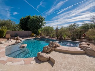 Spacious 4BR Grayhawk Home with South-Facing Yard and Prime Location