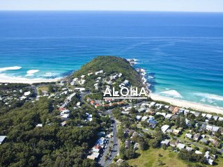 ALOHA AT BLUEYS  - Blueys Beach, NSW