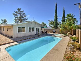 Desert Hot Springs Home w/ Private Pool & Hot Tub!