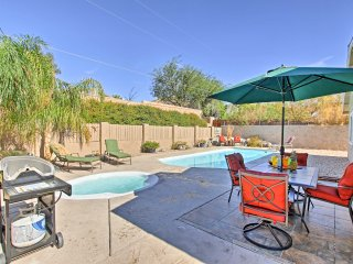 NEW! 3BR Desert Hot Springs Home w/ Private Pool!