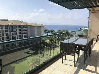 Honua kai - Hokulani 712  Extra Large Ocean View One Bedroom Penthouse Level!