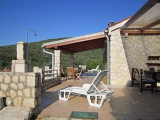 Holiday House Lumanera - One Bedroom Holiday Home with Terrace and Sea View