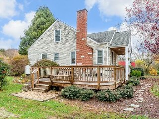 Remodeled 3BR Home w/ Large Private Deck & Yard - Near Black Mountain