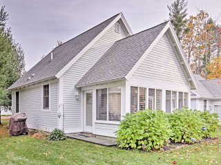NEW! 2BR Wells Cottage w/Access to Game Room & Gym