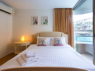Baan SanKraam Beachfront Condominium, Cha-am 2-Bedrooms Apt., AAA_Pool Access
