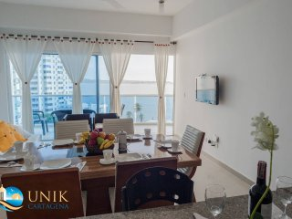 UNIK CARTAGENA THREE ROOMS STANDARD BEACH VIEW 806