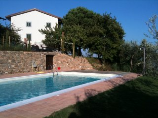 Villa (8 bedrooms) private pool, great view