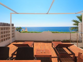 CASAS BLANCAS 305: Fantastic summer house in one of Salou's nicest coves: Crancs