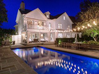 Exquisite Southampton Village Home w/ Old World Charm + Modern Amenities