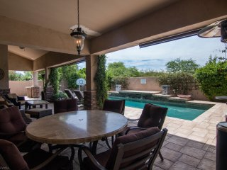 Lots of Bedrooms and Lots of Sunshine in Backyard with Pool