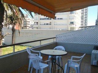 Apartamento con terraza en la península