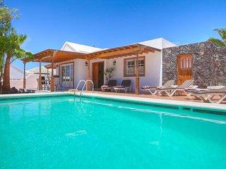 3 bedroom Villa in Puerto del Carmen, Canary Islands, Spain : ref 5334196