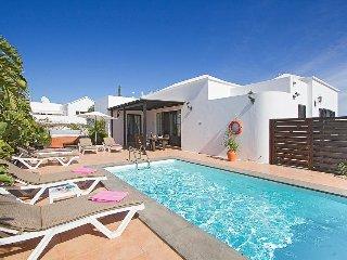 3 bedroom Villa in Puerto del Carmen, Canary Islands, Spain : ref 5334206