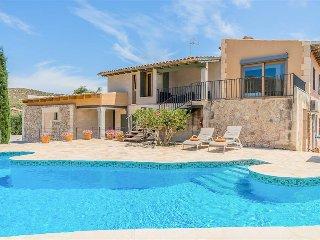 3 bedroom Villa in Port de Pollenca, Balearic Islands, Spain : ref 5334629
