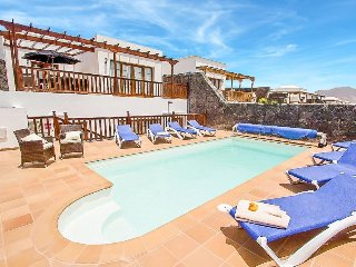 5 bedroom Villa in Playa Blanca, Canary Islands, Spain : ref 5489270