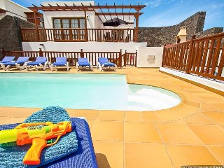 5 bedroom Villa in Playa Blanca, Canary Islands, Spain : ref 5489271