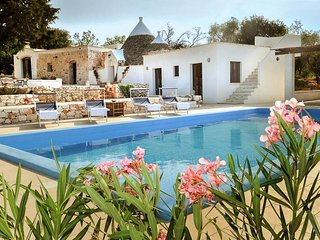 4 bedroom Villa in Certosa, Apulia, Italy : ref 5489281