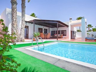 4 bedroom Villa in Costa Teguise, Canary Islands, Spain - 5334264