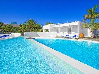 4 bedroom Villa in Puerto Calero, Canary Islands, Spain : ref 5487979