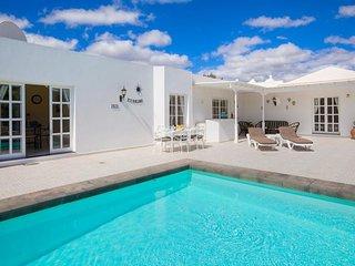 4 bedroom Villa in Puerto del Carmen, Canary Islands, Spain : ref 5334304